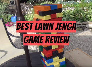 5 Best Lawn Jenga Game Review