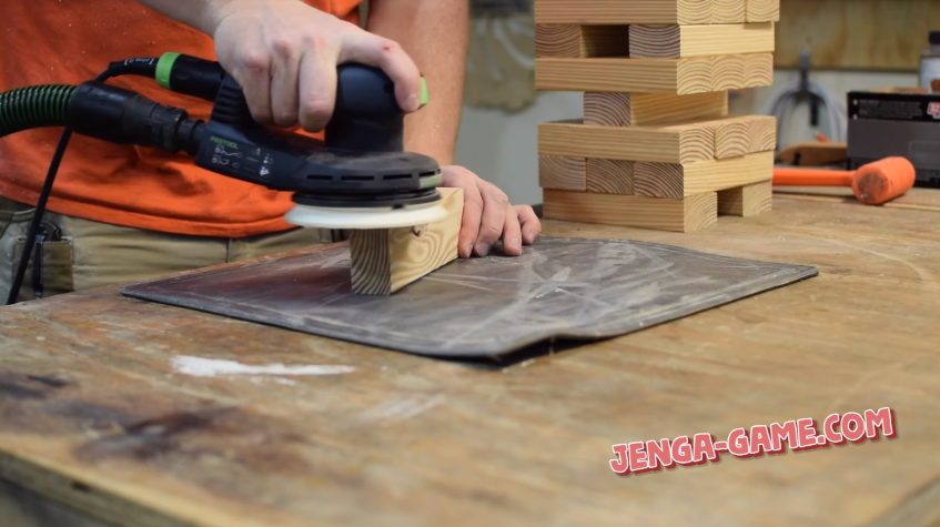 DIY Jenga Game