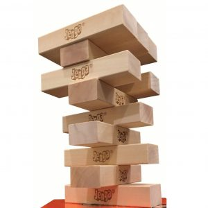 Jenga Booster Pack: A Useful Addition for the Giant Version