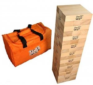 Jenga Giant JS7: The Most Authentic Game Set