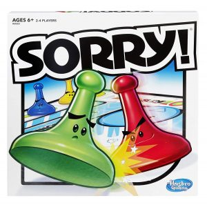 Sorry! by Hasbro