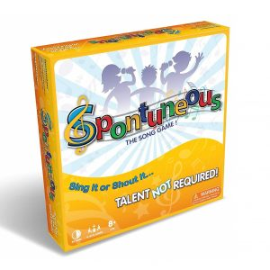 Spontuneous The Song