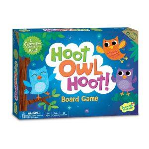 Hoot Owl Hoot by Peaceable Kingdom