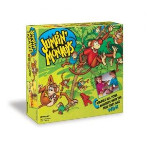Jumpin Monkeys by Pressman