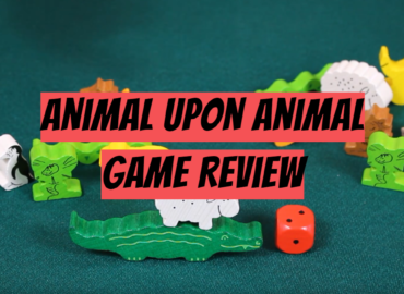 Animal Upon Animal Game Review