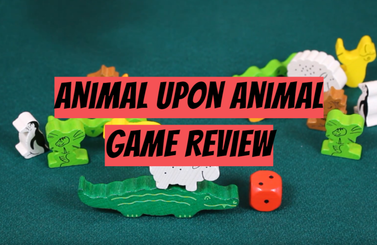 Animal Upon Animal Review