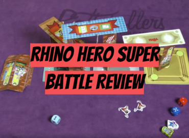 Rhino Hero Review