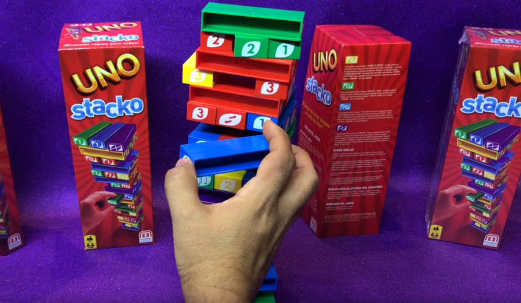 Uno Stacko Game Review