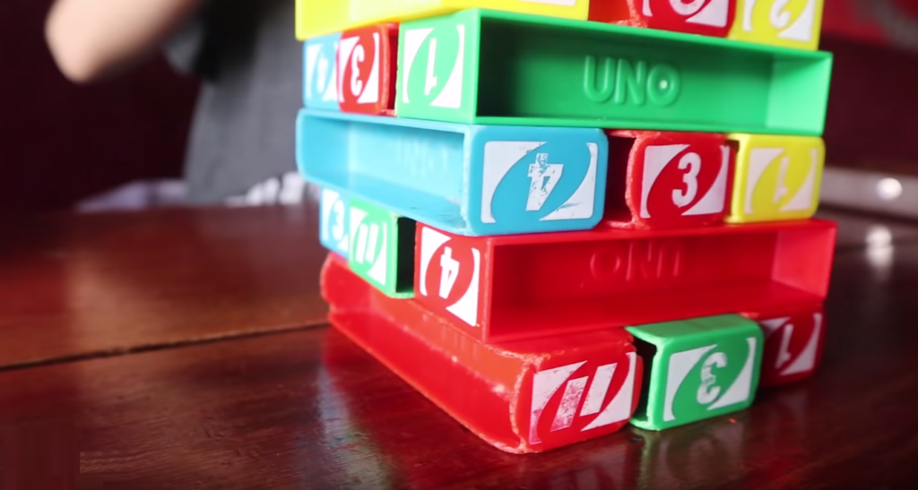 Uno Stacko Game Image