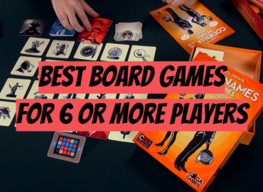 Best Board Games for 6 Or More Players