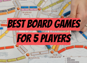 Best Board Games for 5 Players