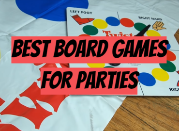 Best Board Games for Parties