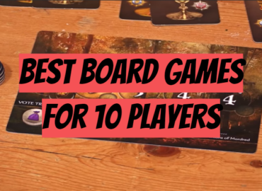 Best Board Games for 10 Players
