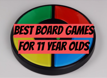 Best Board Games for 11 Year Olds