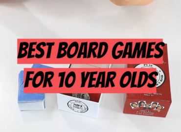 Best Board Games for 10 Year Olds