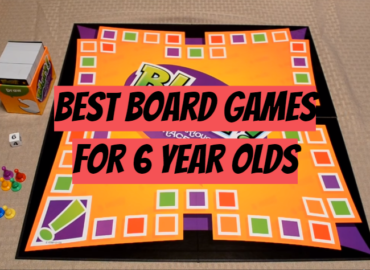 Best Board Games for 6 Year Olds