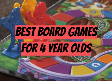 The Best Rated Board Games for 4 Year Old Kids