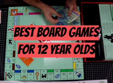Best Board Games for 12 Year Olds