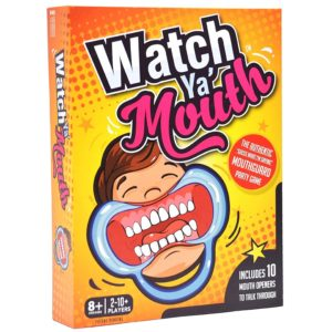 Watch Ya' Mouth Original Mouthpiece Game