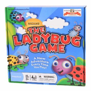 The Ladybug Game | Great First Board Game For Boys and Girls
