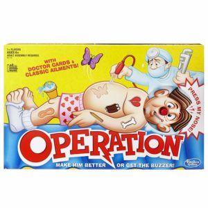 Operation (EA) Game
