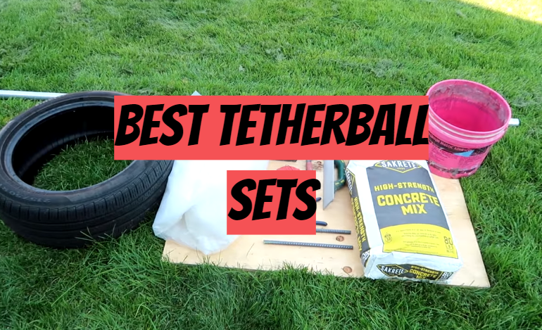 5 Best Tetherball Sets