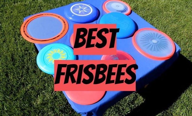 5 Best Frisbees