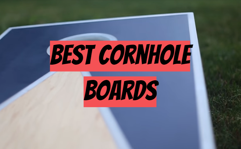 5 Best Cornhole Boards