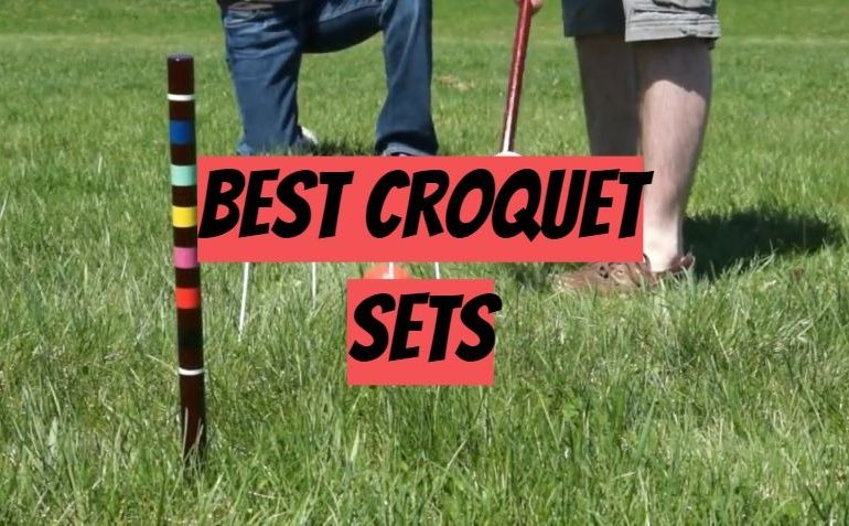 5 Best Croquet Sets