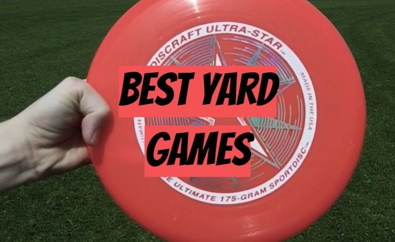 5 Best Yard Games
