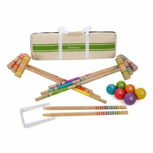 Harvil 6-Player Croquet Set