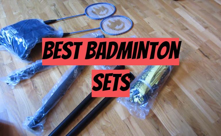 5 Best Badminton Sets