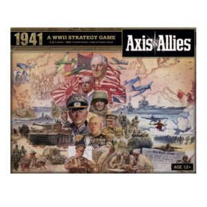 Avalon Hill Axis and Allies 1941 Board Game