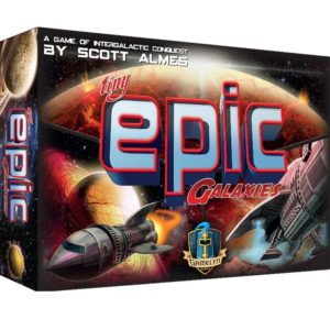 Tiny Epic Galaxies