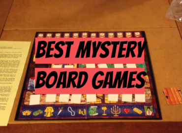 5 Best Mystery Board Games