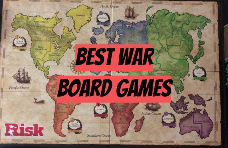 5 Best War Board Games