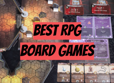 5 Best RPG Board Games