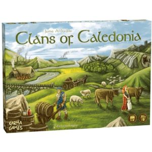 Clans of Caledonia Standard Edition