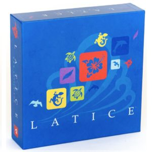 Latice Strategy Board Game