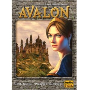 The Resistance: Avalon Social Deduction Game