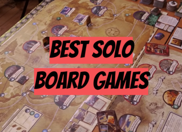5 Best Solo Board Games