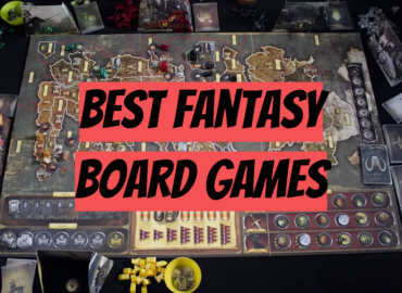 5 Best Fantasy Board Games