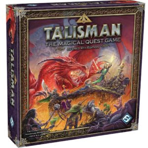 Talisman: The Magical Quest Game, 4th edition