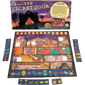 Mystery Board Game The Secret Door by Family Pastimes