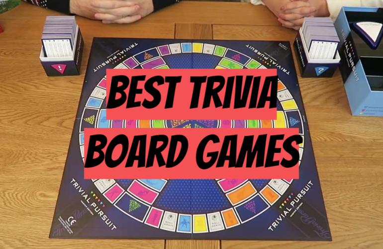 5 Best Trivia Board Games