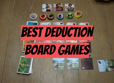 Best Deduction Board Games