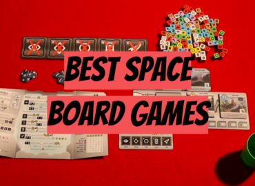 5 Best Space Board Games