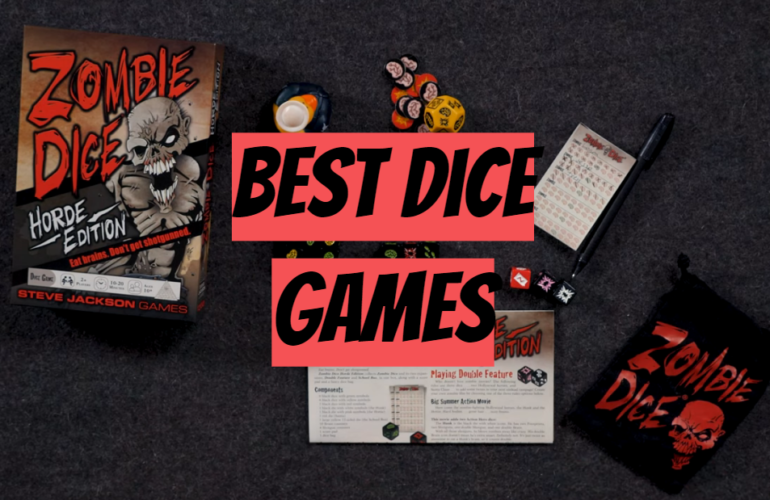 5 Best Dice Games