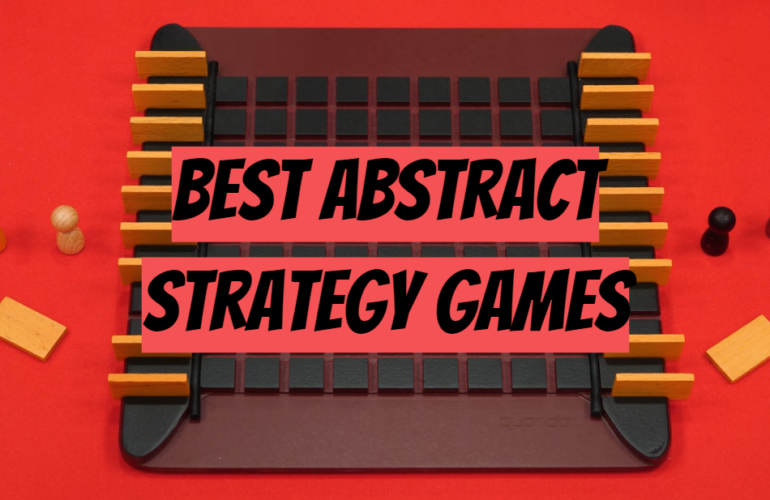 5 Best Abstract Strategy Games