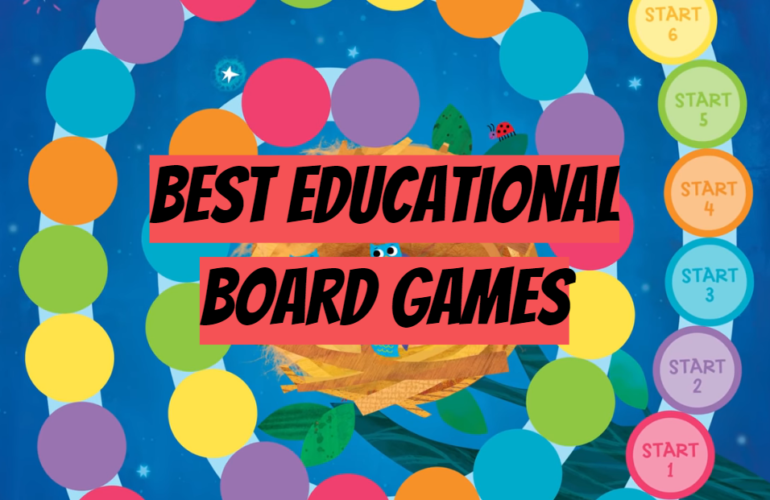 5 Best Educational Board Games